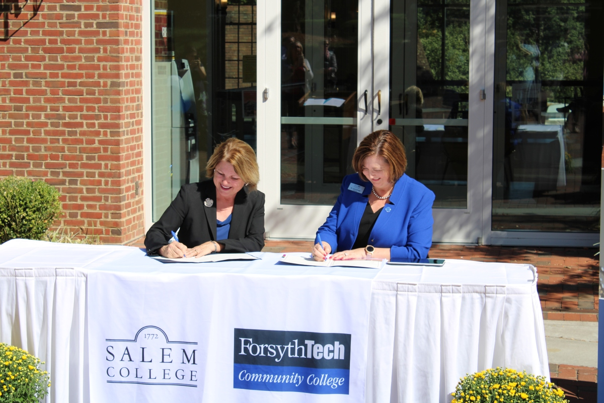 Salem Expands Community Partnerships With Articulation Agreement